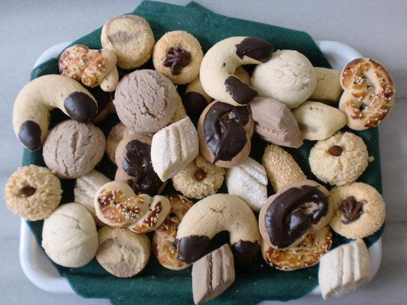 Kekse Mix / Kuru Pasta